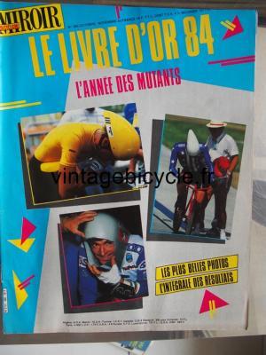 MIROIR DU CYCLISME 1984 - 10 - N°360 octobre 1984
