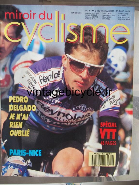 Vintage bicycle fr miroir du cyclisme 23 copier