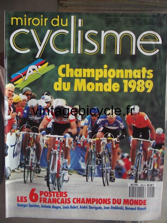 Vintage bicycle fr miroir du cyclisme 27 copier