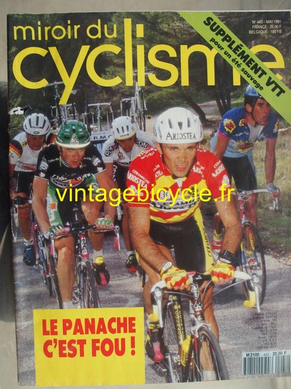 Vintage bicycle fr miroir du cyclisme 3 copier 1
