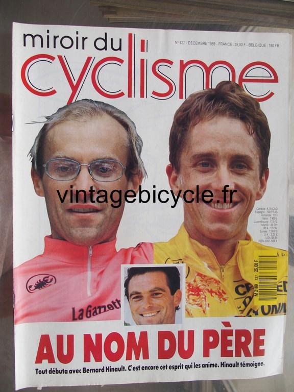 Vintage bicycle fr miroir du cyclisme 30 copier