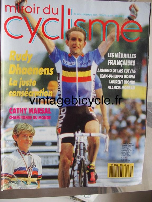 Vintage bicycle fr miroir du cyclisme 38 copier