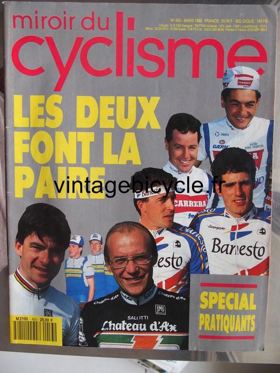 Vintage bicycle fr miroir du cyclisme 43 copier
