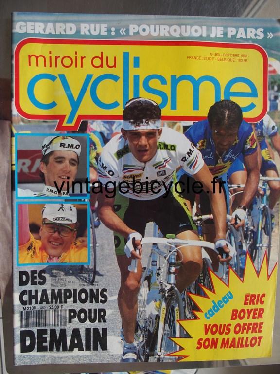 Vintage bicycle fr miroir du cyclisme 50 copier