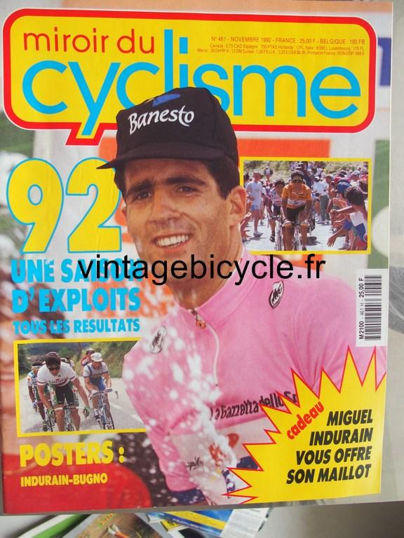 Vintage bicycle fr miroir du cyclisme 51 copier