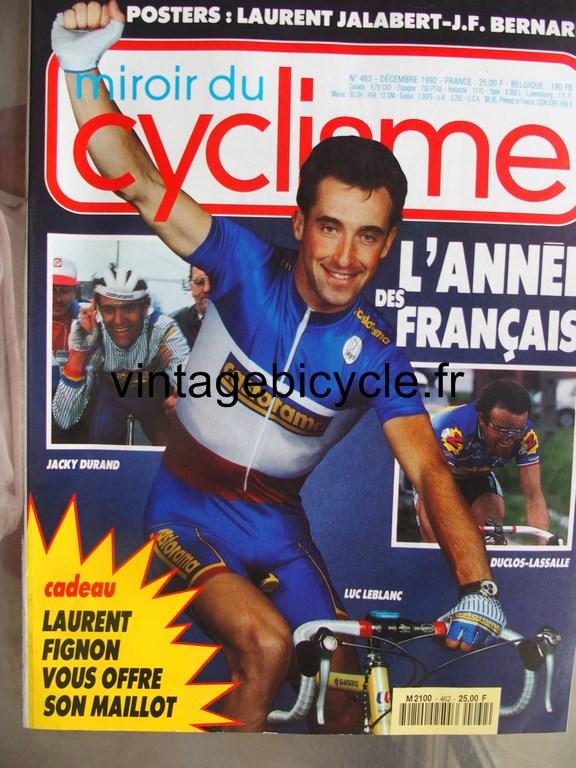 Vintage bicycle fr miroir du cyclisme 52 copier