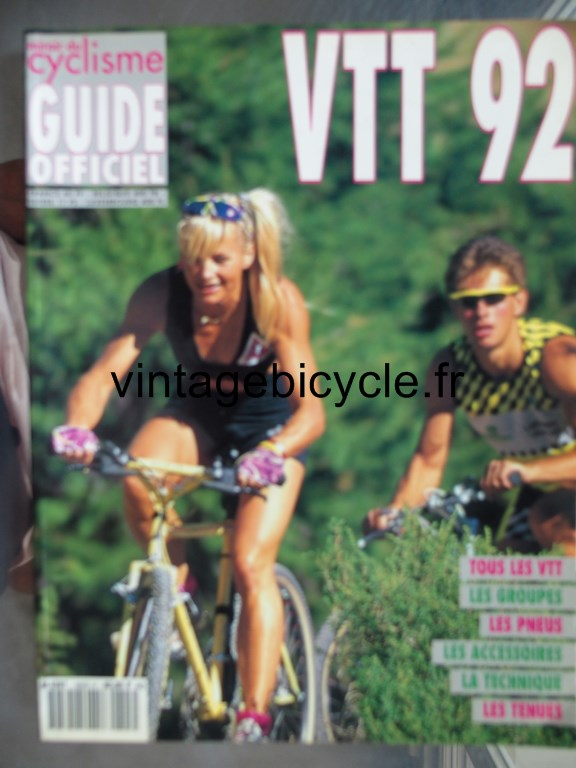 Vintage bicycle fr miroir du cyclisme 53 copier