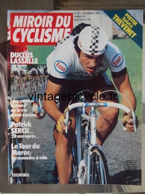 MIROIR DU CYCLISME 1981 - 12 - N°311 decembre 1981