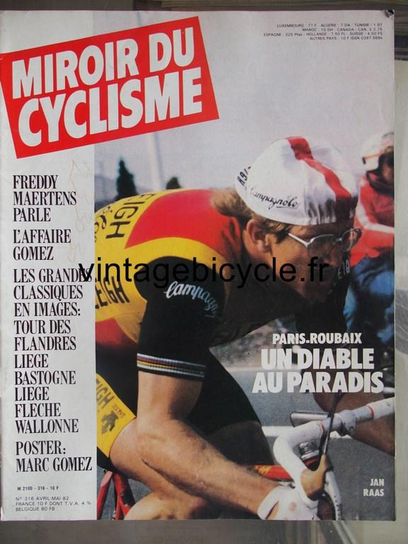 Vintage bicycle fr miroir du cyclisme 9 copier