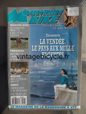 MOUNTAIN BIKE INTERNATIONAL 1993 - 05 - N°26 mai 1993