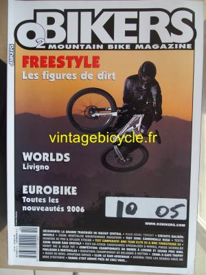 O2 BIKERS - 2005 - 10 - N°114 octobre 2005