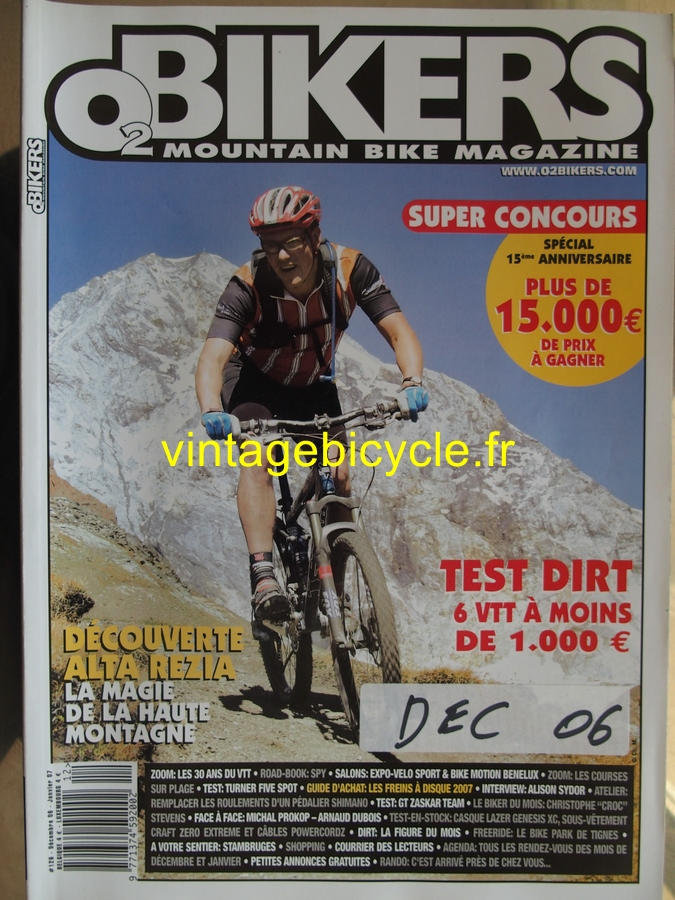 Vintage bicycle fr o2 bikers 20170223 23 copier