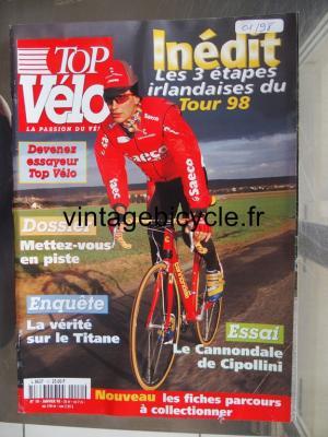 TOP VELO 1998 - 01 - N°10 janvier 1998