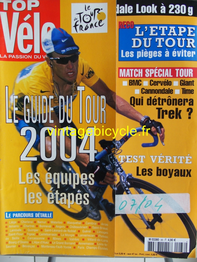 Vintage bicycle fr top velo 20170222 3 copier