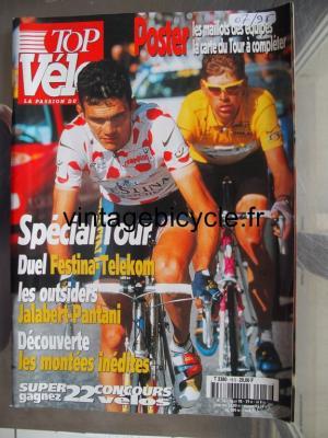 TOP VELO 1998 - 07 - N°16 juillet 1998