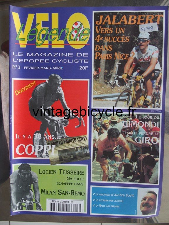 Vintage bicycle fr velo legende 2 copier
