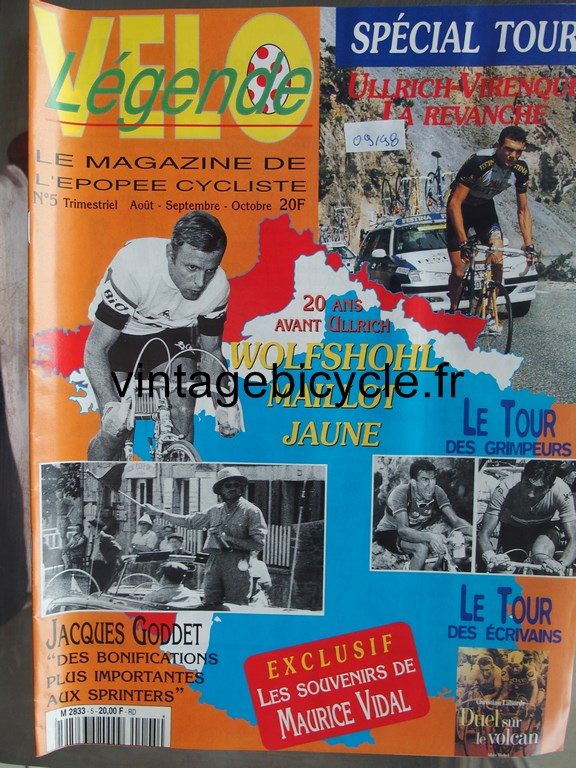 Vintage bicycle fr velo legende 4 copier