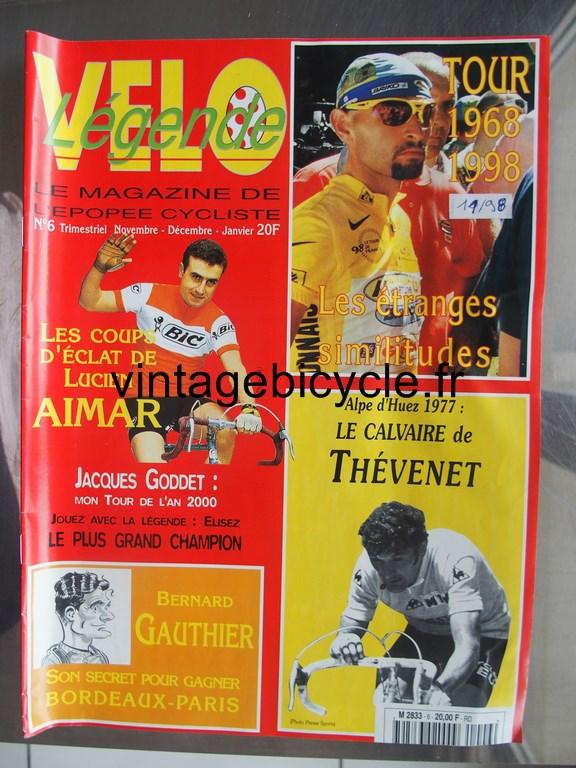 Vintage bicycle fr velo legende 5 copier