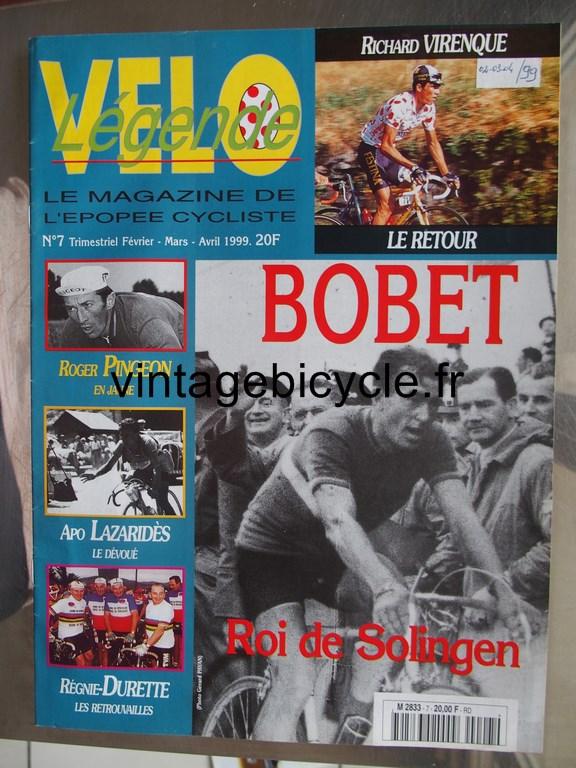 Vintage bicycle fr velo legende 6 copier