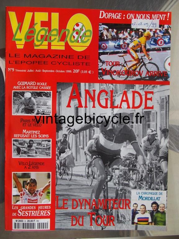 Vintage bicycle fr velo legende 8 copier