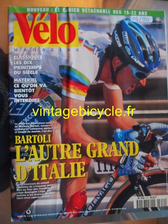 Vintage bicycle fr velo magazine 13 copier