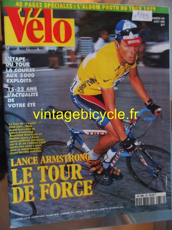 Vintage bicycle fr velo magazine 17 copier