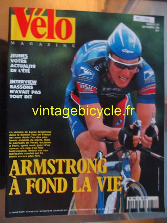 Vintage bicycle fr velo magazine 18 copier