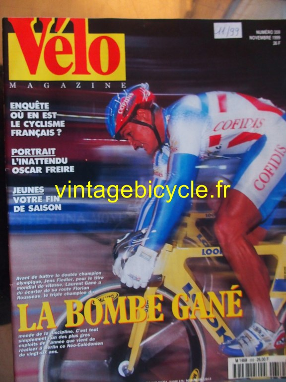 Vintage bicycle fr velo magazine 20 copier