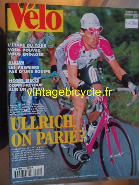 Vintage bicycle fr velo magazine 21 copier