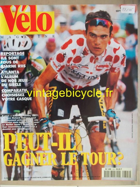 Vintage bicycle fr velo magazine 25 copier