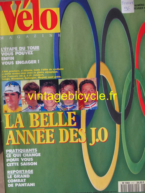 Vintage bicycle fr velo magazine 28 copier