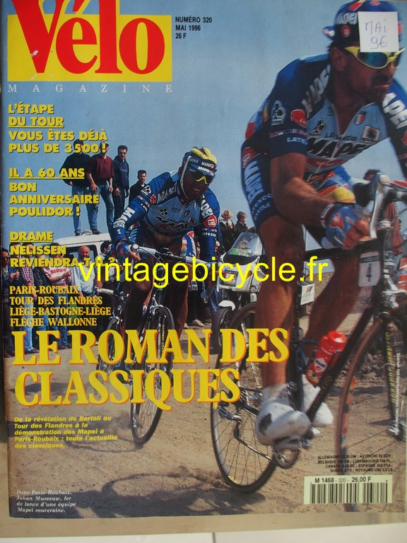 Vintage bicycle fr velo magazine 31 copier