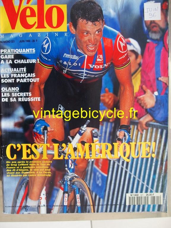 Vintage bicycle fr velo magazine 32 copier