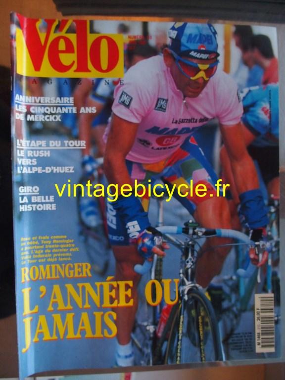 Vintage bicycle fr velo magazine 5 copier