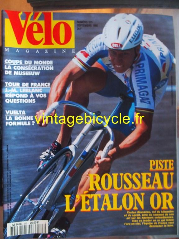 Vintage bicycle fr velo magazine 8 copier
