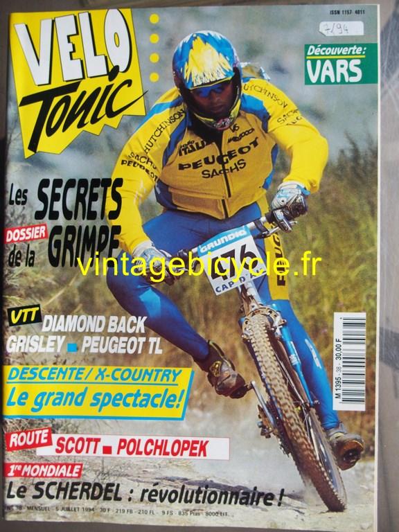 Vintage bicycle fr velo tonic 22 copier