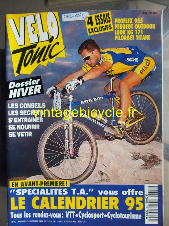 Vintage bicycle fr velo tonic 26 copier
