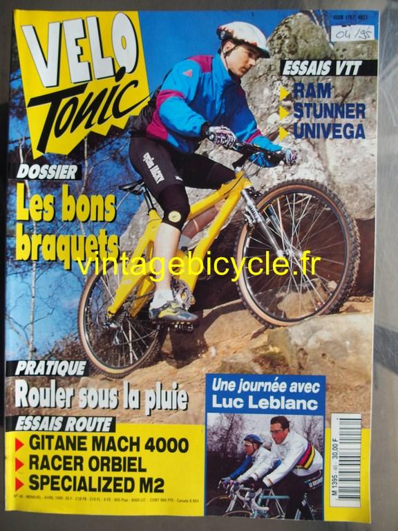 Vintage bicycle fr velo tonic 29 copier