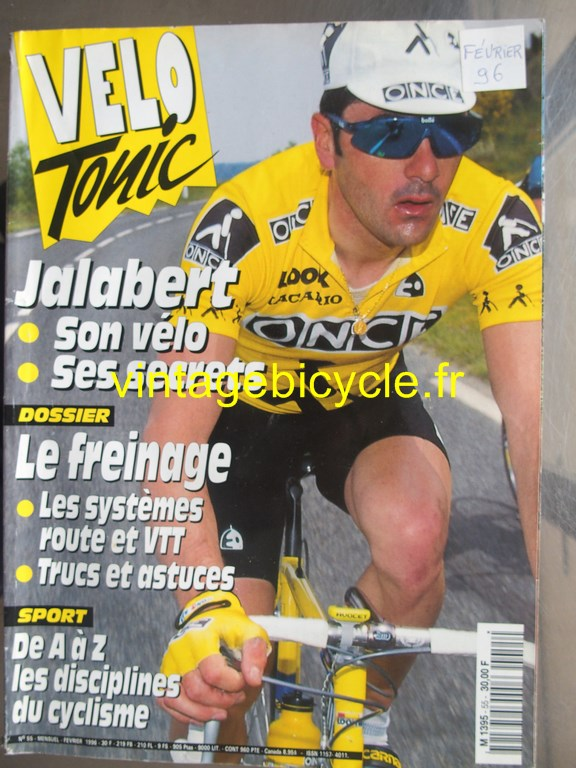 Vintage bicycle fr velo tonic 38 copier