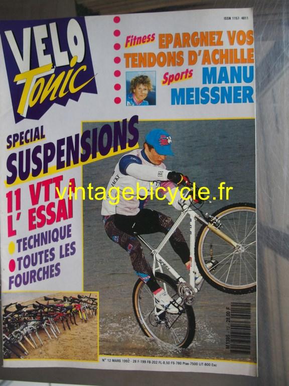 Vintage bicycle fr velo tonic 4 copier