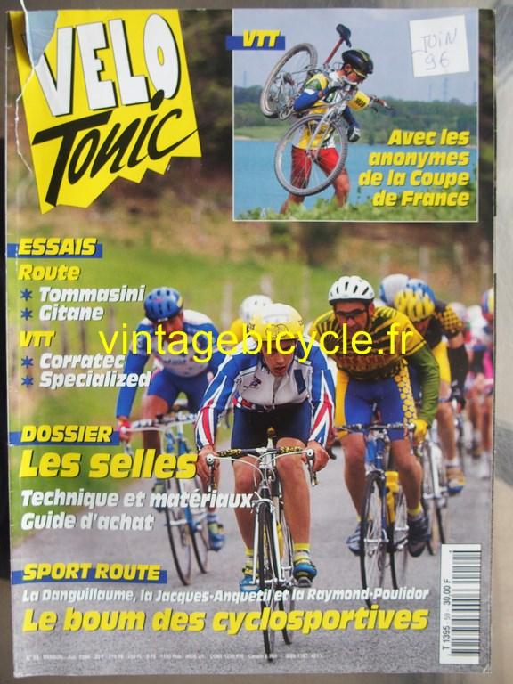 Vintage bicycle fr velo tonic 41 copier