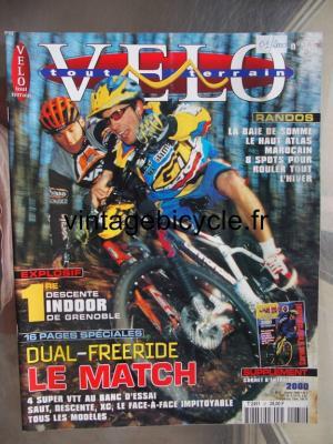 VELO TOUT TERRAIN 2000 - 01 - N°31 janvier 2000