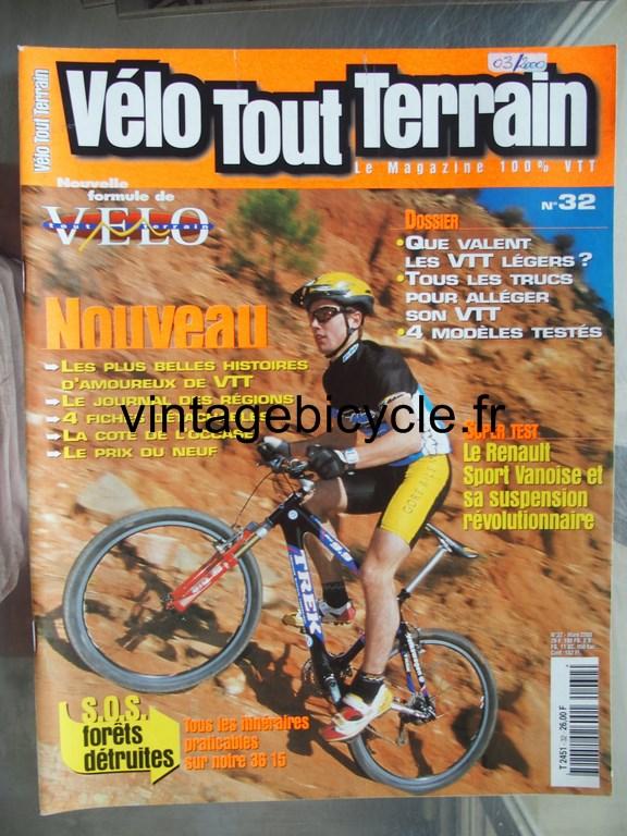 Vintage bicycle fr velo tout terrain 3 copier