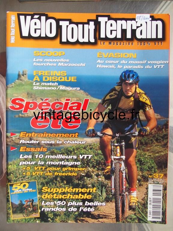 Vintage bicycle fr velo tout terrain 7 copier