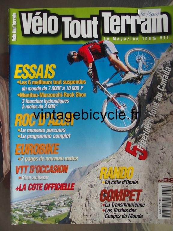 Vintage bicycle fr velo tout terrain 8 copier