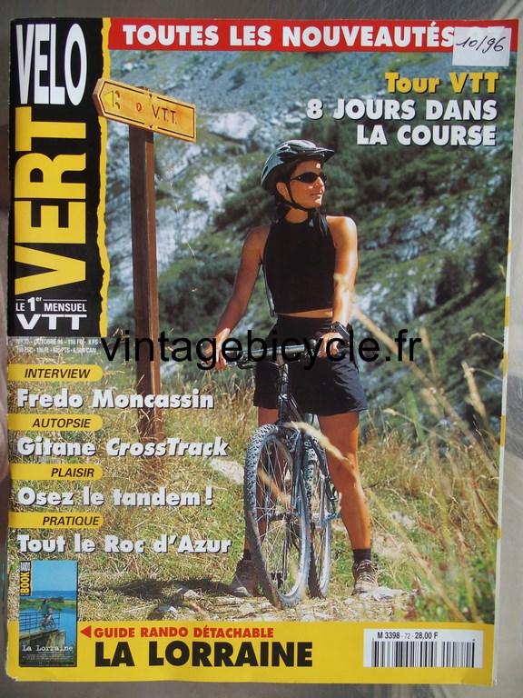 Vintage bicycle fr velo vert 13 copier
