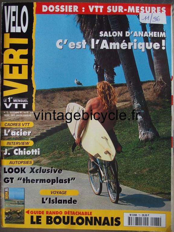 Vintage bicycle fr velo vert 14 copier