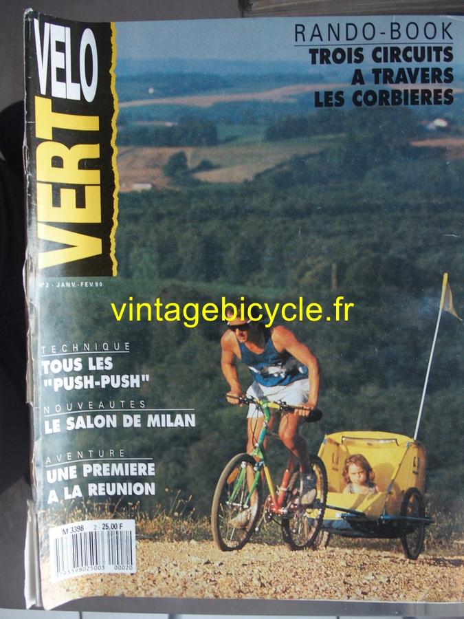 Vintage bicycle fr velo vert 20170223 1 copier
