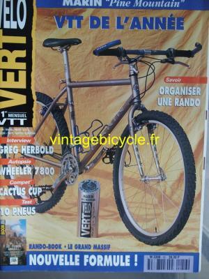 VELO VERT 1995 - 05 - N°56 mai 1995