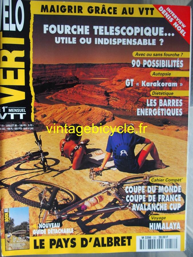 Vintage bicycle fr velo vert 20170223 22 copier